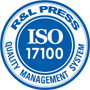 Certified To The Translation Services Quality Standard EN 17100